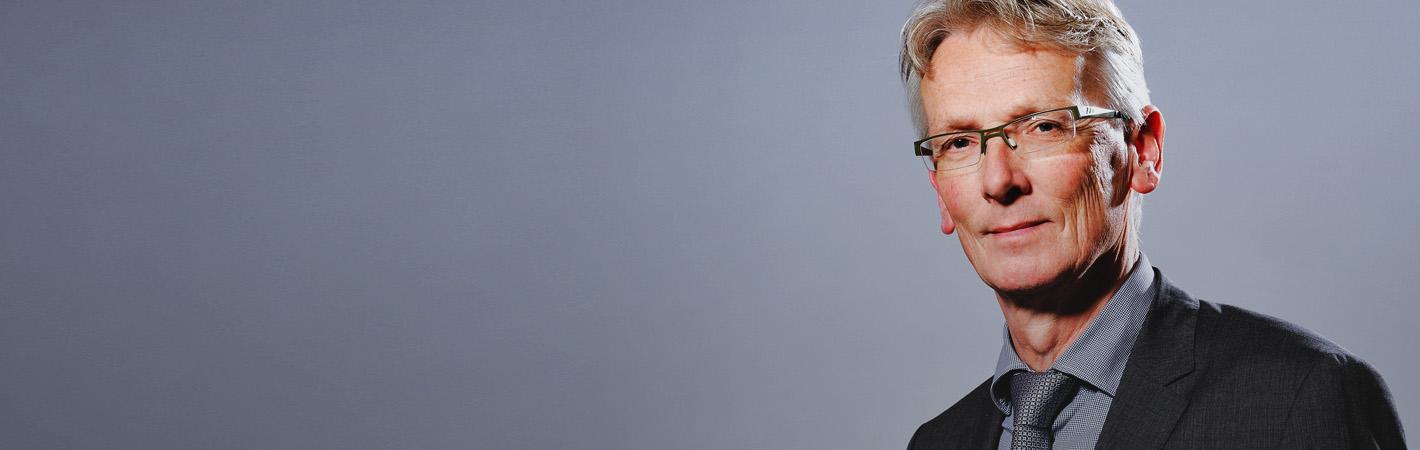 Supply Chain Specialist Hans van de Sande